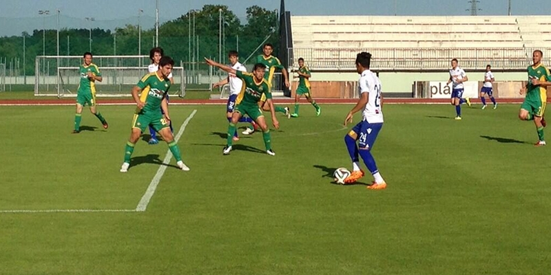 Kranj: Kuban Krasnodar - Hajduk 3:0