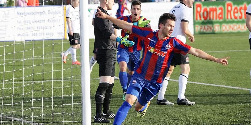 Oriel Park: Dundalk - Hajduk 0:2