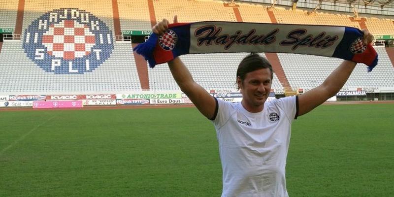 Artem Milevskyi novi igrač Hajduka
