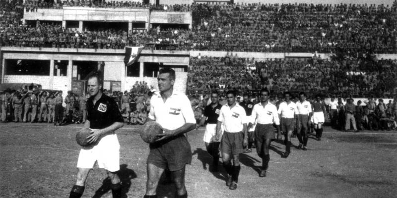 SJEĆANJE NA BARI 1944.