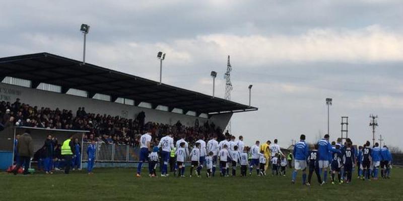 Hajduk u Županji pobijedio RNK Sladoranu 4:0