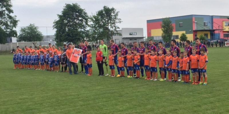 Hajduk pobijedio Varteks 4:0 u prijateljskoj utakmici u Varaždinu