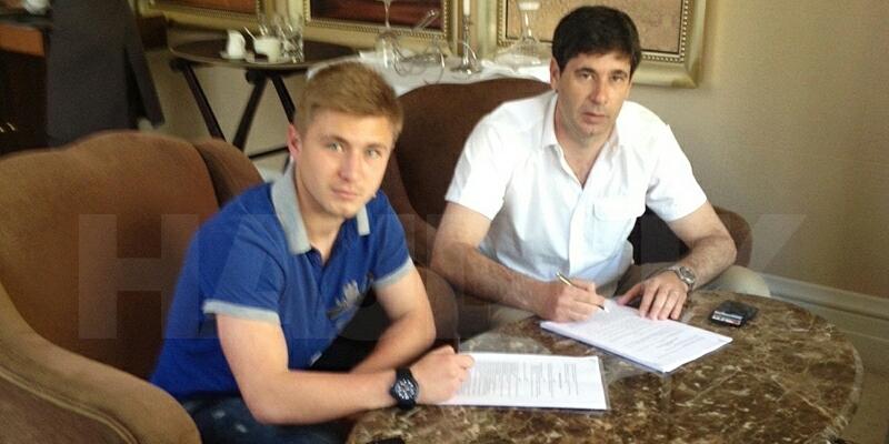 Hajduk potpisao trogodišnji ugovor s Artemom Radčenkom