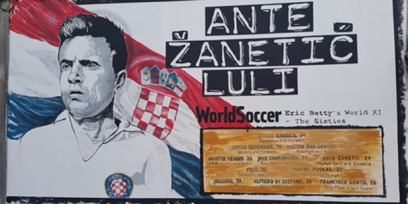 Legendarni Ante Žanetić vratio se u svoje Blato na Korčuli