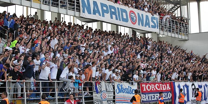 Pomozite Hajduku korektnim ponašanjem i pozitivnim navijanjem