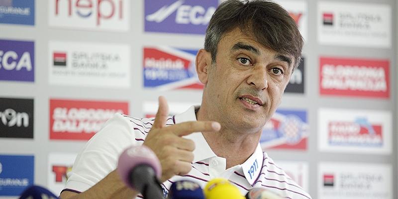 Damir Burić: Straha nema, odlučni smo dobiti utakmicu