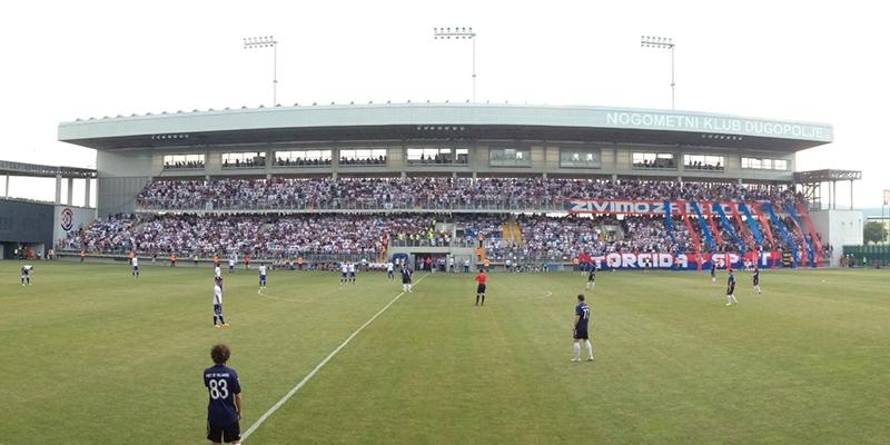 Dugopolje: Hajduk - Sillamäe Kalev 6:2