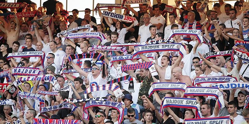 Pogledajte fotoreportažu s Hajdukove fešte u Dugopolju