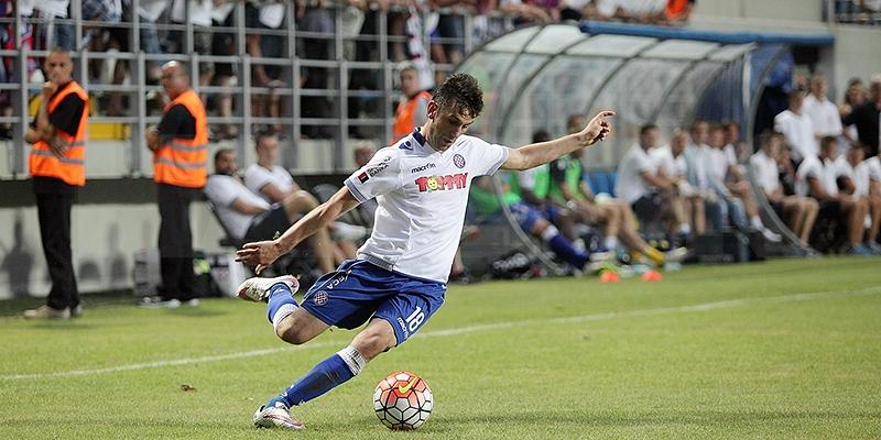 Zagreb: Dinamo (Z) - Hajduk 1:1