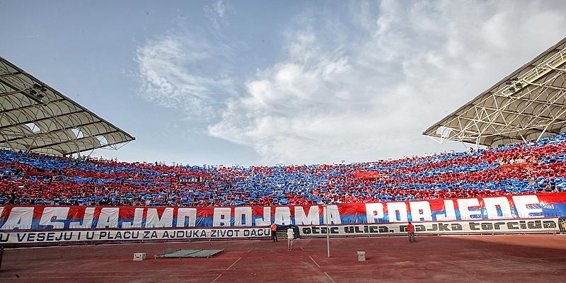 Poljud: Hajduk - Dinamo (Z) 0:0