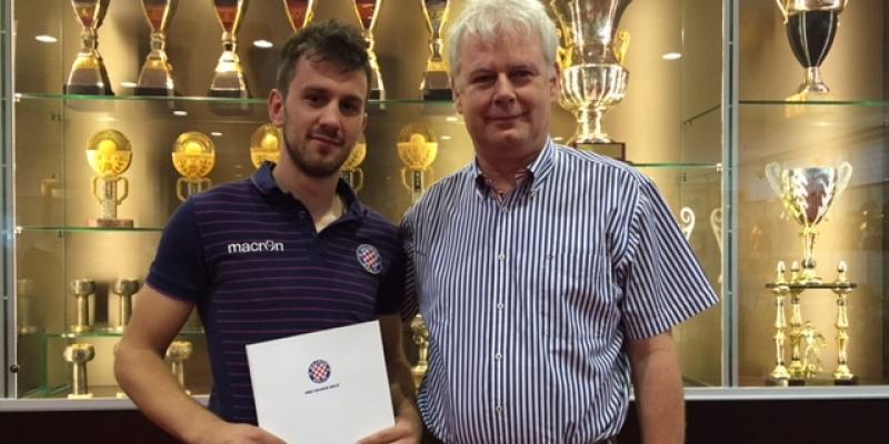 Mijo Caktaš potpisao novi ugovor do ljeta 2018. godine