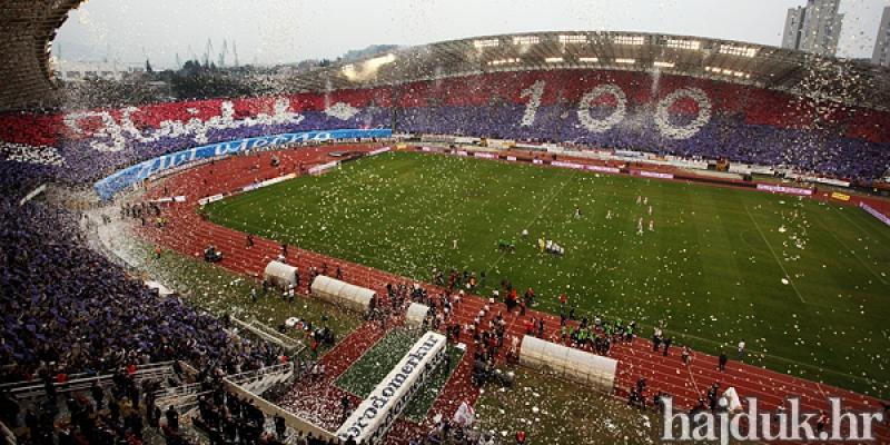 Stadion Poljud - kulturno dobro Republike Hrvatske