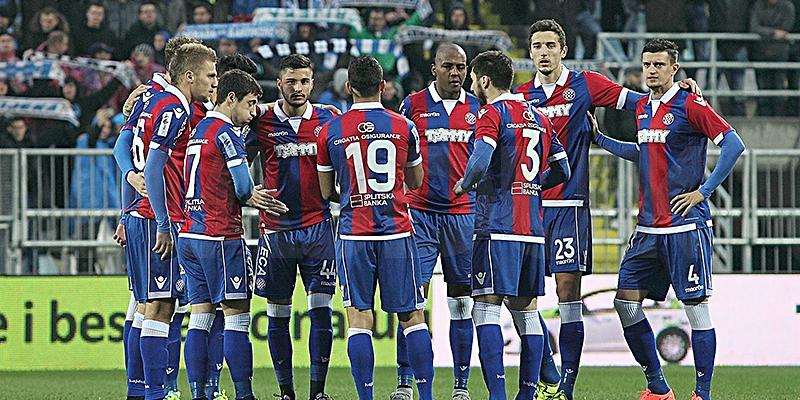 Rujevica: Rijeka - Hajduk 1:0