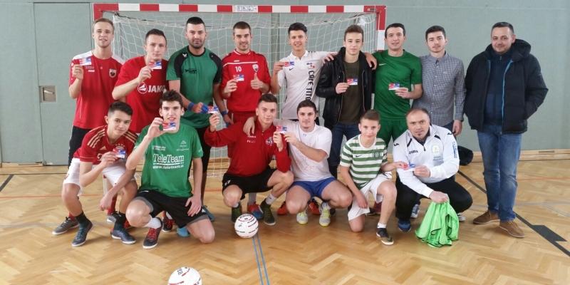 Preko DPH Steyr-Linz učlanila se kompletna futsal momčad Fit Maler Dietach