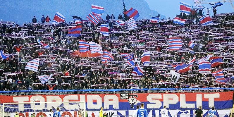Hajduk igra potiv Dinama (Z) danas od 15 sati na Poljudu