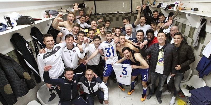 Poljud: Hajduk - Dinamo (Z) 1:0