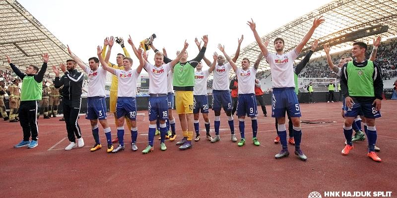 Pogledajte fotoreportažu s Hajdukove fešte na Poljudu
