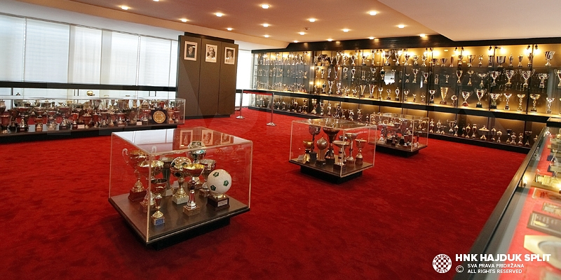 Visit Poljud stadium, learn about rich history of Hajduk