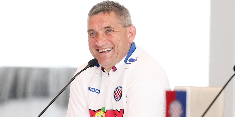 Marijan Pušnik novi je trener Hajduka!