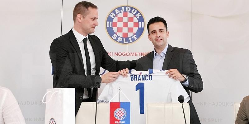 Novi sportski direktor Hajduka je Mário Branco!
