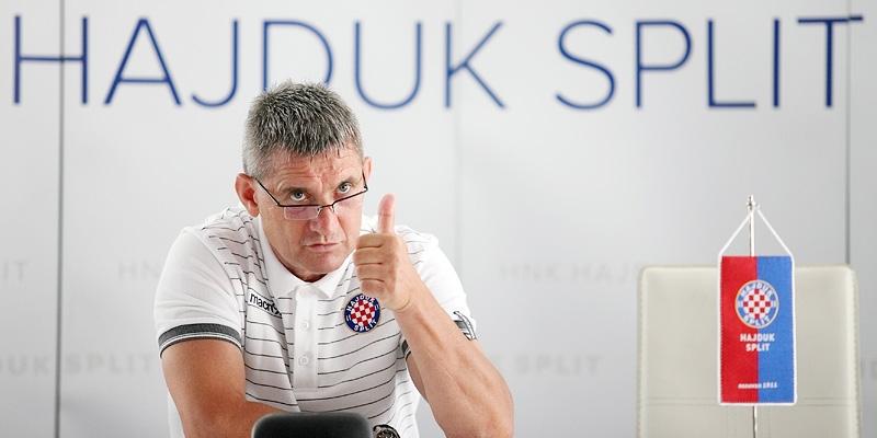 Pušnik na prozivci: Svi se od danas stavljaju u službu Hajduka