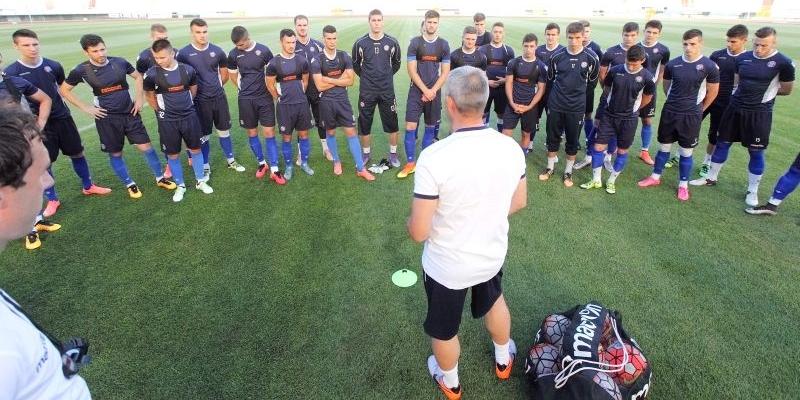 Hajdukovci zaključili prvi tjedan priprema