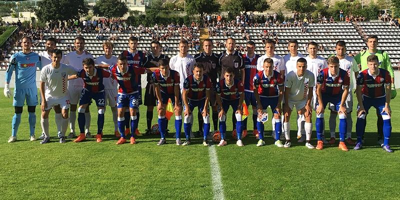 Mosor - Hajduk 0:0