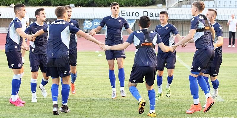 Hajduk otputovao u Austriju