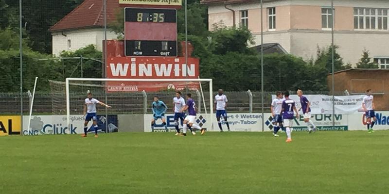 Hajduk - Ujpest 1:1