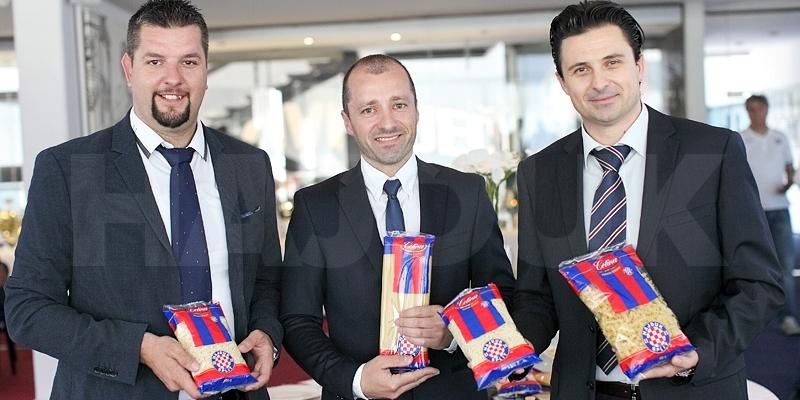 Tjestenina Cetina novi je Hajdukov partner