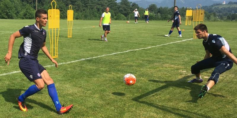 Hajdukovci odrađuju prve treninge na Pohorju