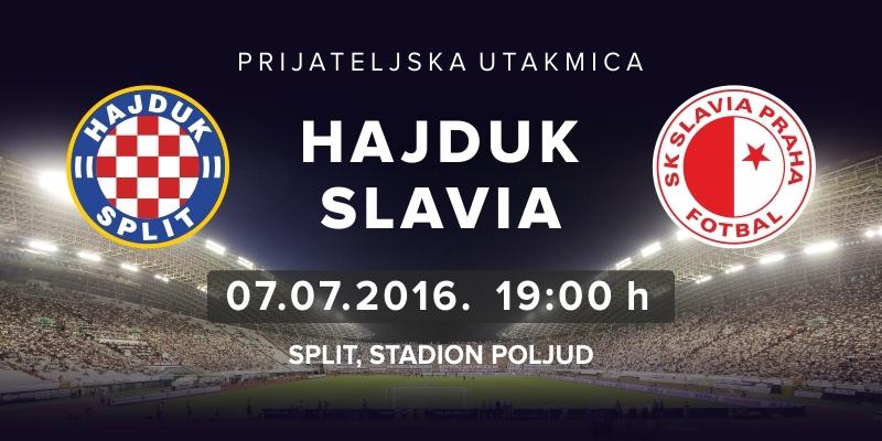 Generalka na Poljudu: Hajduk protiv Slavije