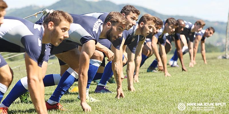 Pogledajte fotogaleriju prvog današnjeg treninga na Pohorju
