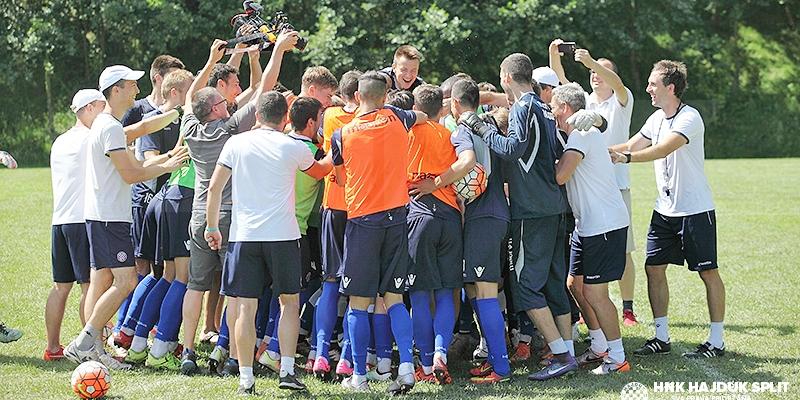 Bijeli odradili posljednji trening u Sloveniji
