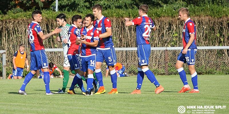 Pogledajte sažetak utakmice Žalgiris - Hajduk
