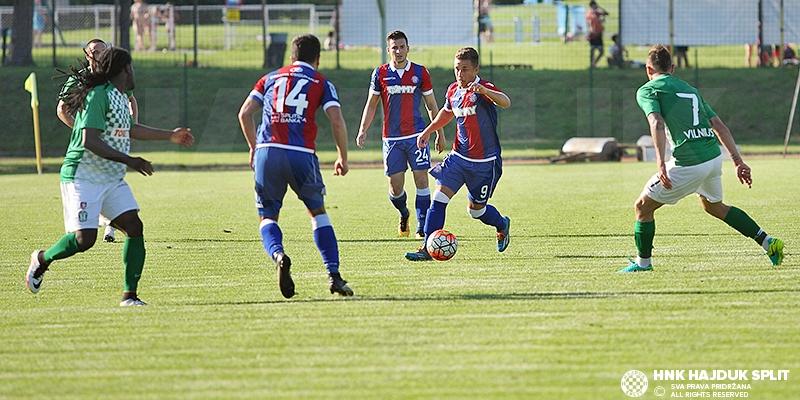 Žalgiris - Hajduk 1:2