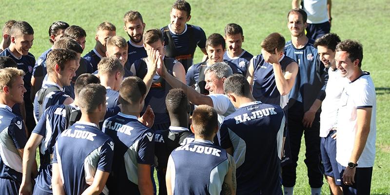 Bijeli se vraćaju u Split, u nedjelju utakmica protiv RNK Splita
