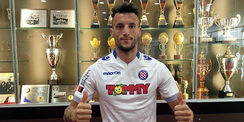 Hysen Memolla i službeno Hajdukov!