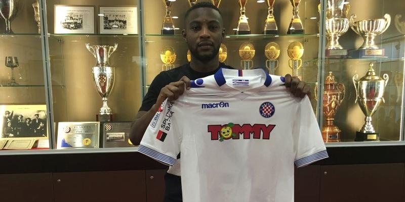 Ahmed Said Said potpisao za Hajduk!