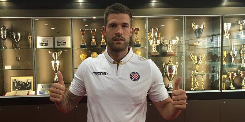Márkó Futács potpisao za Hajduk!