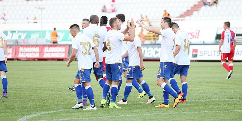 Hajduk - Slavia 1:0