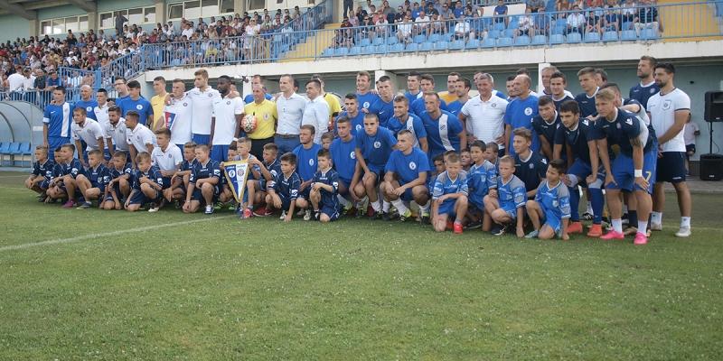 Junak - Hajduk 0:1