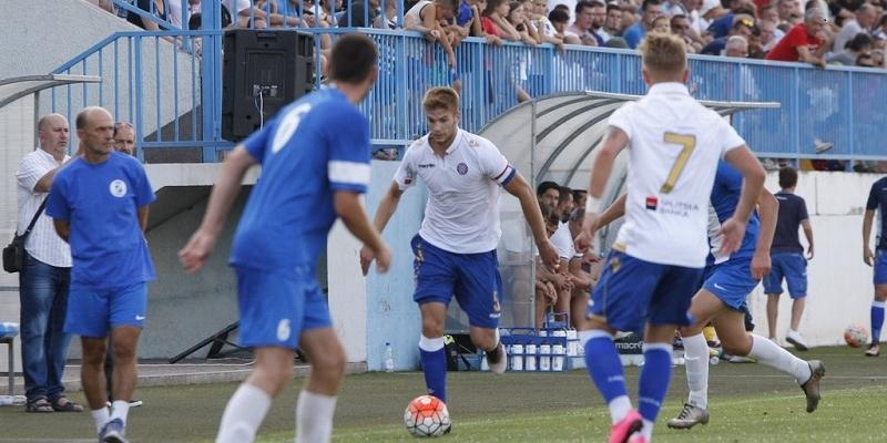 Pogledajte sažetke prijateljske utakmice Junak - Hajduk
