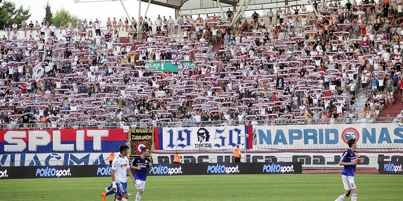 Obavijest navijačima za utakmicu Hajduk - CSMS Iasi