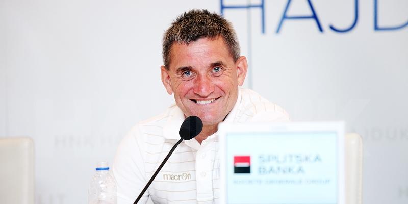 Konferencija trenera Pušnika nakon pobjede nad Iasijem