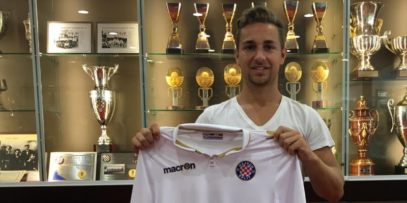 Ignacio Maganto novi je igrač Hajduka