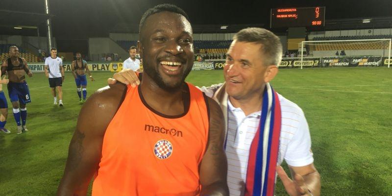 Oleksandrija: Oleksandrija - Hajduk 0:3