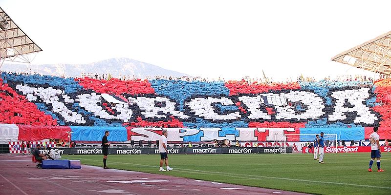 Poljud: Hajduk - Dinamo (Z) 0:4