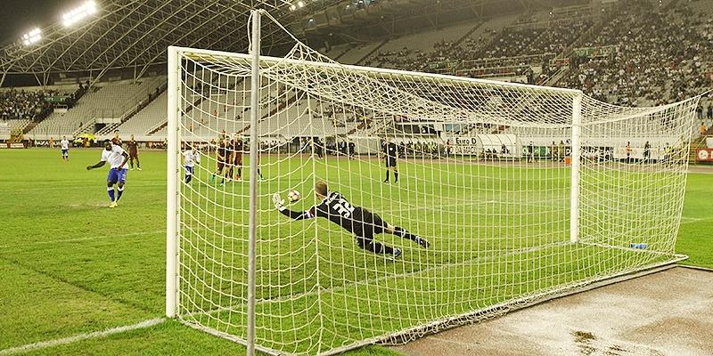 Poljud: Hajduk - Rijeka 2:4