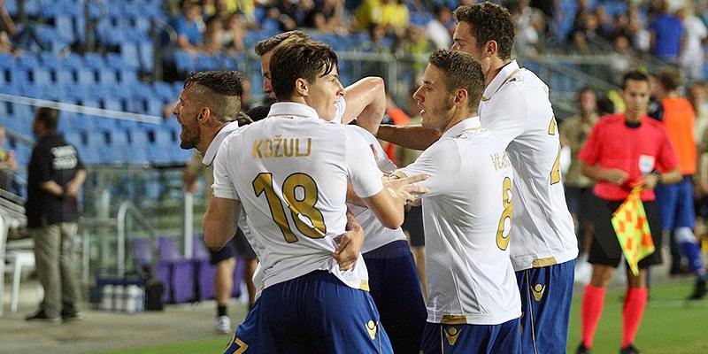 Svi na Poljud: Hajduk protiv Maccabija lovi gol zaostatka